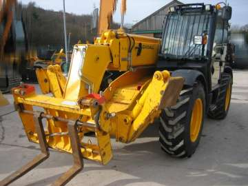 Jcb occasion telescopique
