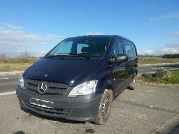 automobiles mercedes vito 116 cdi d 39 occasion voitures d 39 occasion sodineg france. Black Bedroom Furniture Sets. Home Design Ideas