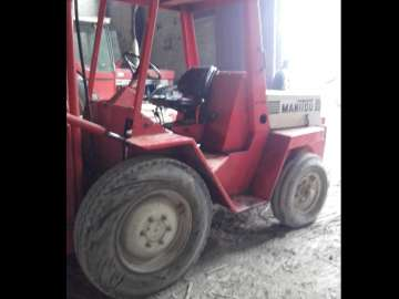 Manitou mc 30 occasion