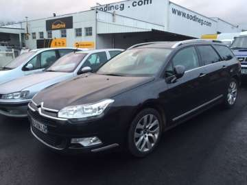 citroen c5 tourer 2 0 hdi160 fap business d 39 occasion. Black Bedroom Furniture Sets. Home Design Ideas