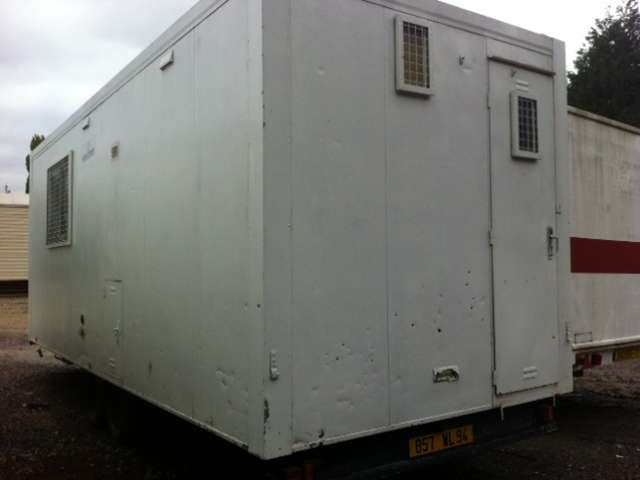trailer jcr roulotte de chantier used trailers used sodineg france. Black Bedroom Furniture Sets. Home Design Ideas