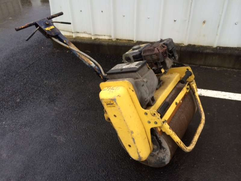 Walk Behind Rollers Bomag Monocylindre Used