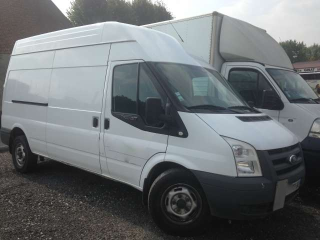 Utilitaires ford transit occasion for Garage ford cholet