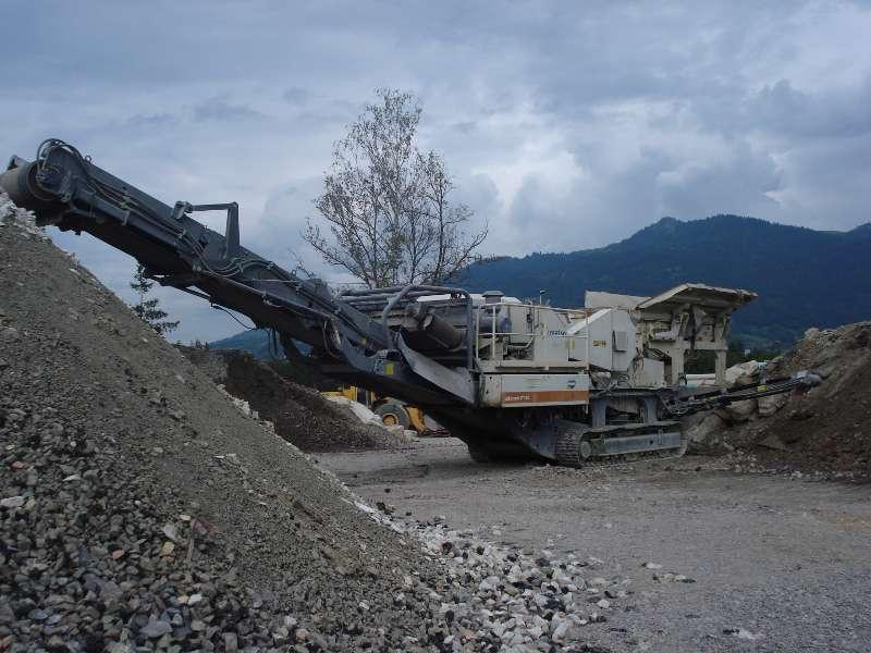 Concasseurs mobiles metso minerals lt 105 d 39 occasion for Etalmobile occasion