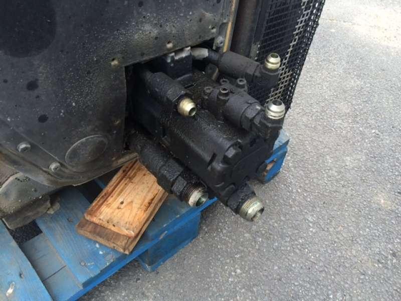 Moteur pompe hydraulique occasion