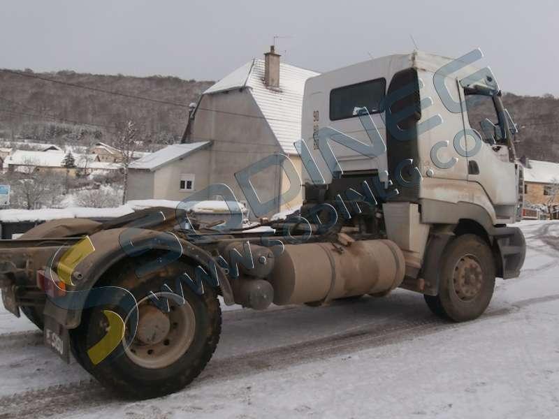tracteur routier sisu 12e480 d 39 occasion tracteur routier d 39 occasion sodineg france. Black Bedroom Furniture Sets. Home Design Ideas