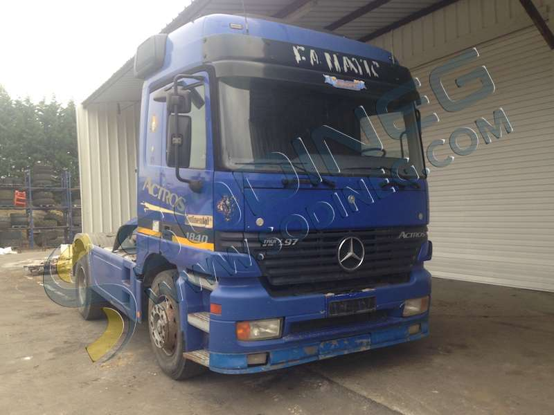 tracteur routier mercedes actros 1840 d 39 occasion tracteur routier d 39 occasion sodineg france. Black Bedroom Furniture Sets. Home Design Ideas