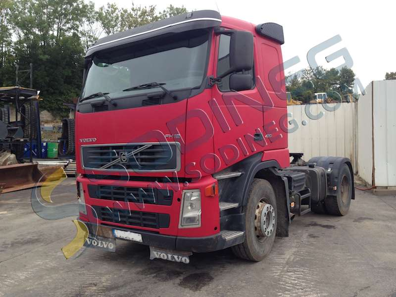 tracteur routier volvo fh12 420 d 39 occasion tracteur routier d 39 occasion sodineg france. Black Bedroom Furniture Sets. Home Design Ideas
