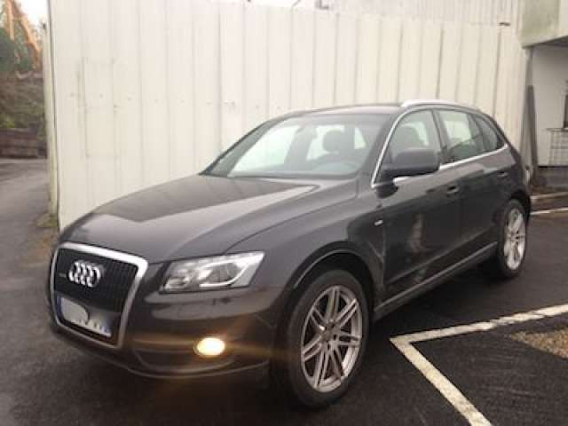 audi q5 3 0 v6 tdi fap s line s tronic d 39 occasion. Black Bedroom Furniture Sets. Home Design Ideas
