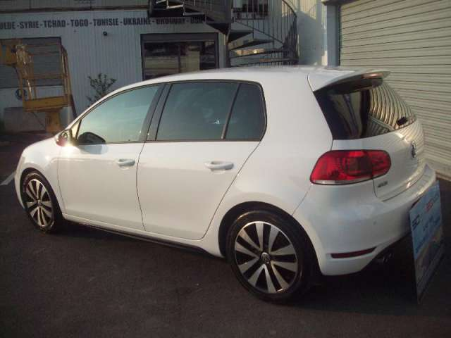 volkswagen golf vi 2 0 tdi170 gtd dsg6 5p d 39 occasion. Black Bedroom Furniture Sets. Home Design Ideas