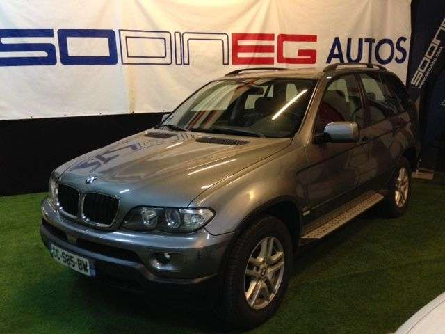 bmw x5 e53 pack luxe d 39 occasion voitures d 39 occasion sodineg france. Black Bedroom Furniture Sets. Home Design Ideas