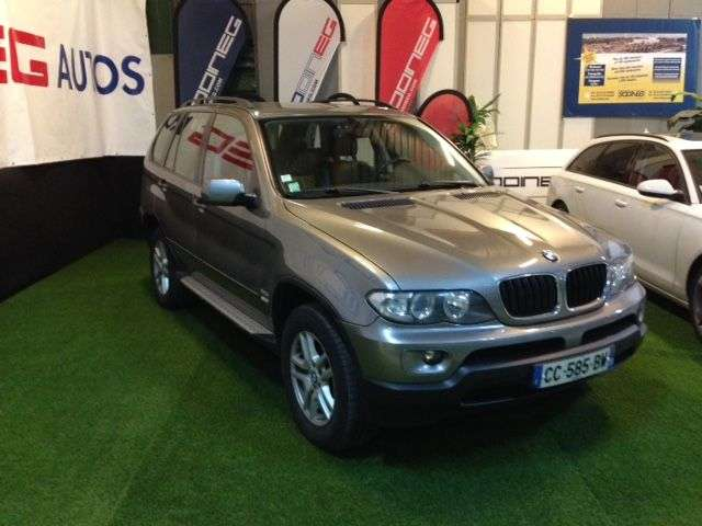 bmw x5 e53 pack luxe d 39 occasion voitures d. Black Bedroom Furniture Sets. Home Design Ideas