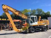 Pelle Industrie LIEBHERR A924B d'occasion