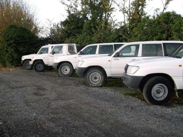 vehicule 4x4 leger