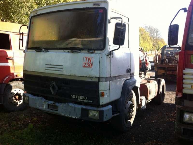 tracteur routier renault r340 d 39 occasion tracteur. Black Bedroom Furniture Sets. Home Design Ideas