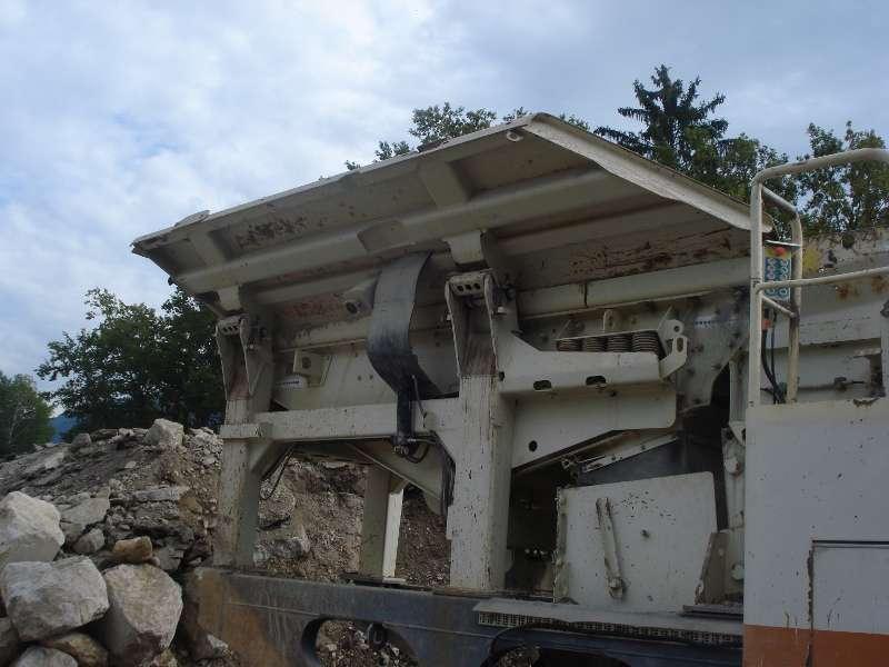 Mobile steinbrecher metso minerals lt 105 gebraucht for Gebraucht mobile