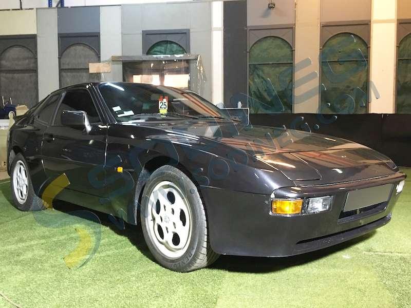 voitures de collection prestige porsche 944 coupe d 39 occasion voitures de collection prestige. Black Bedroom Furniture Sets. Home Design Ideas