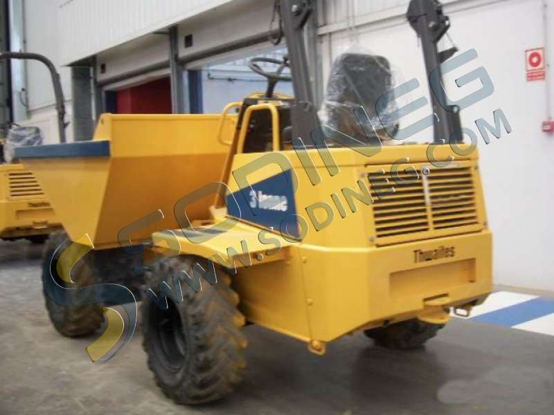 thwaites 3tonnes gebraucht mini dumper gebraucht sodineg france. Black Bedroom Furniture Sets. Home Design Ideas